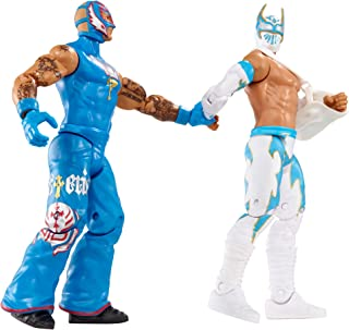 Best rey mysterio and sin cara toys Reviews