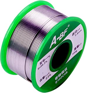 A-BF Lead Free Rosin Core Solder Wire Sn99.3 Cu0.7 for