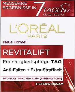 L'Oréal Paris Dagverzorging, Revitalift, anti-aging gezichtsverzorging, anti-rimpel en extra versteviging, pro-elastine en...