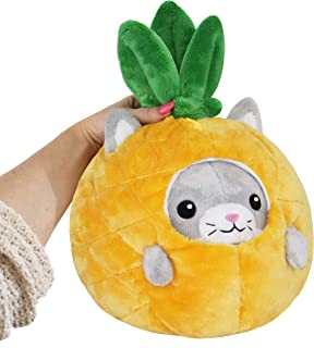 Squishable / Undercover Kitty in Pineapple - 7