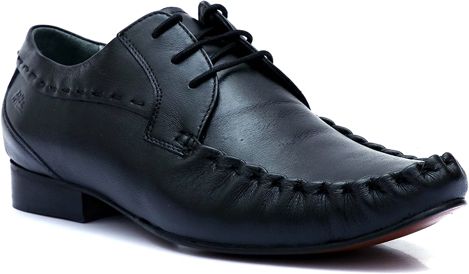 Hitz Mens Formal shoes Black 7852