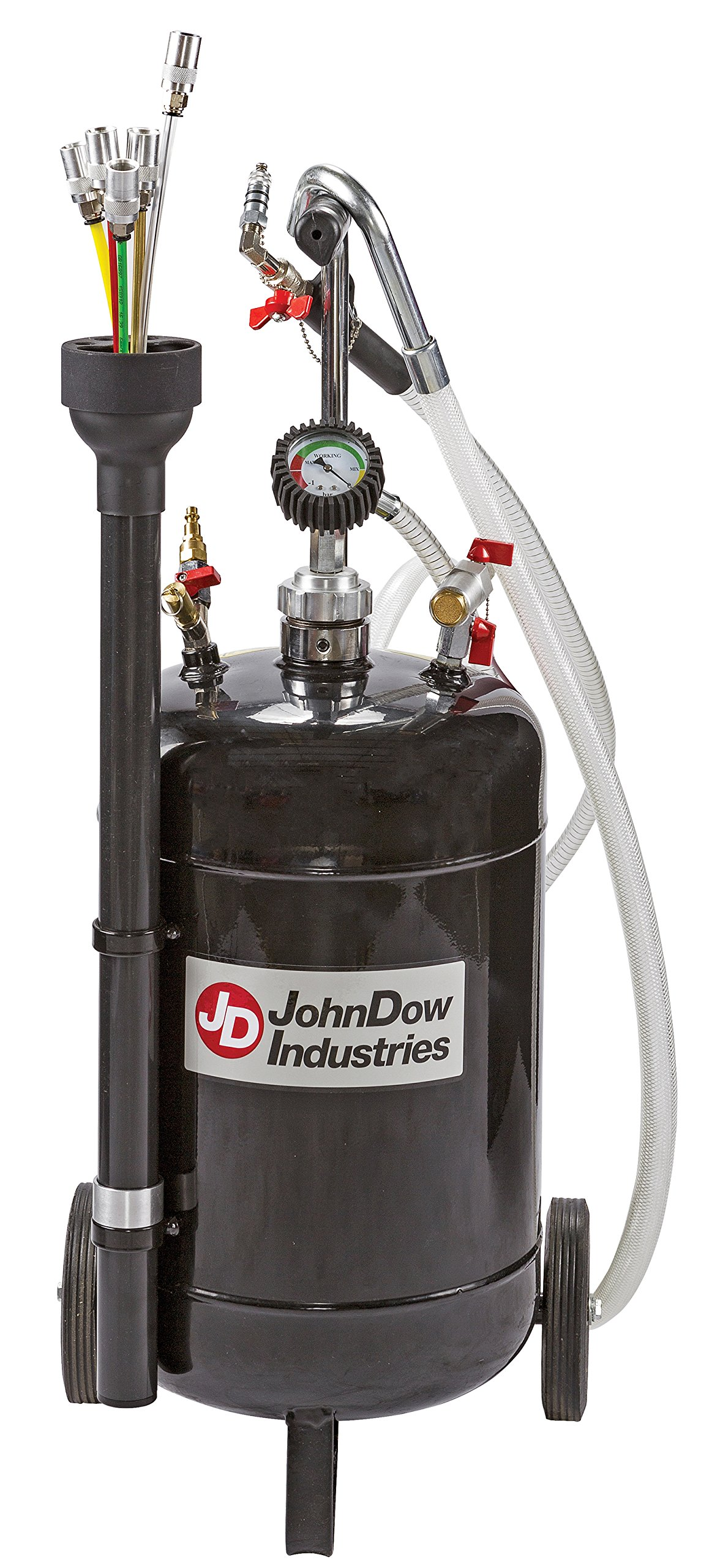 JohnDow Industries JDI 6EV Gallon Evacuator