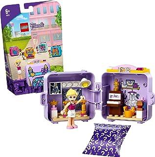 LEGO® Friends 41670 Baletowa kostka Stephanie; baletowa zabawka dla kreatywnych dzieci lubiących taniec (60 elementów)