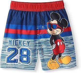 Fashion Toddler Boys Mickey Mouse Swim Short Trunk