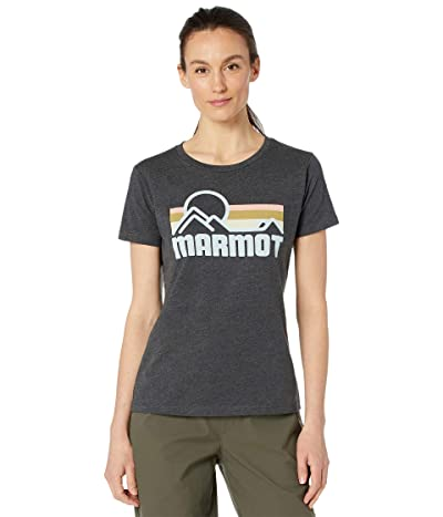 Marmot Coastal Short Sleeve Tee Women