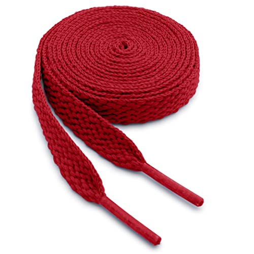 7ec1b3414a52a Red Shoe Laces: Amazon.com