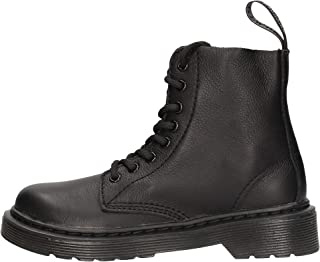 Dr. Martens Kid's Collection Unisex 1460 Pascal Mono Boot (Little Kid/Big Kid)