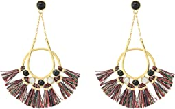 Utopia Tassel Chandeliers Earrings
