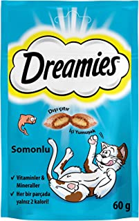 Dreamies Somonlu Ödül Maması 60 G