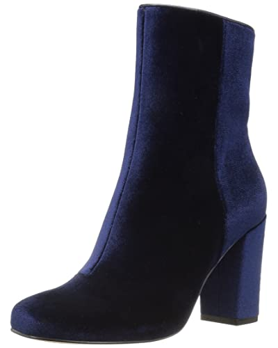10cd5b0d666 Navy Ankle Boot  Amazon.com