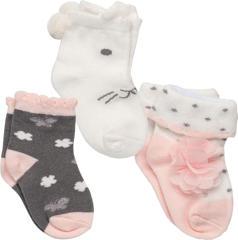 Stephen Josheph unisex-baby Stephen Joseph Boxed Sock Set