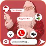 Fake Call & fake chat From Santa-Video Call& conversation PRANK