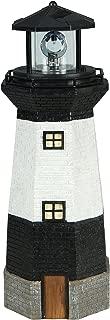 Moonrays 95961 Solar Rotating LED Lighthouse Light