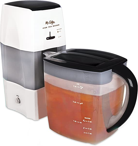 Mr. Coffee 3-Quart Iced Tea and Iced Coffee Maker