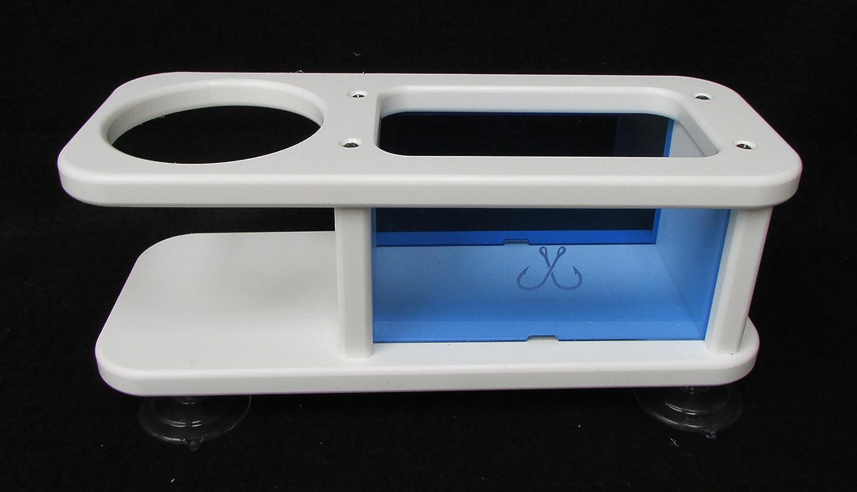 APF Marine Blue Beverage Bargain sale Cup Holder Box Catch Finally popular brand Storage All w