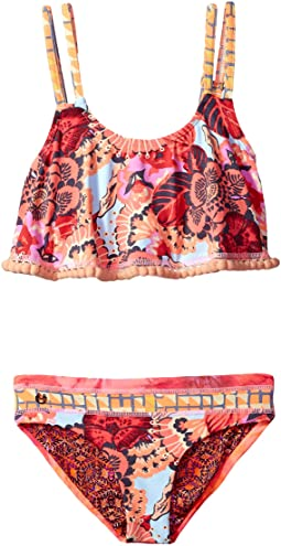 Maaji Kids - Mildnight Summer Bikini (Toddler/Little Kids/Big Kids)