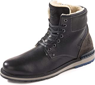 Bullboxer Homme Bottes, Boots, Monsieur Bottes d'hiver