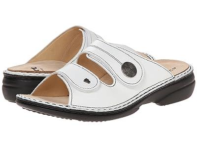 Finn Comfort Sansibar 82550 (White Nappa) Women