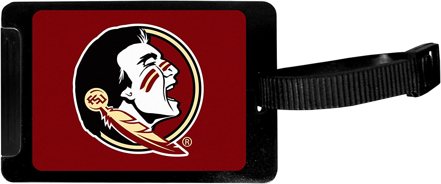 Siskiyou Sports NCAA Florida State Tag Max 58% OFF Black Luggage Seminoles New products world's highest quality popular
