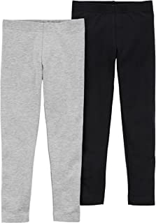 Girls' 2T-8 2 Pack Leggings