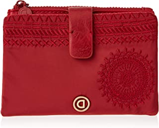 Desigual Women's Accessories PU Medium Wallet, red, U
