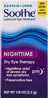 antibiotic eye ointment by Bausch & Lomb