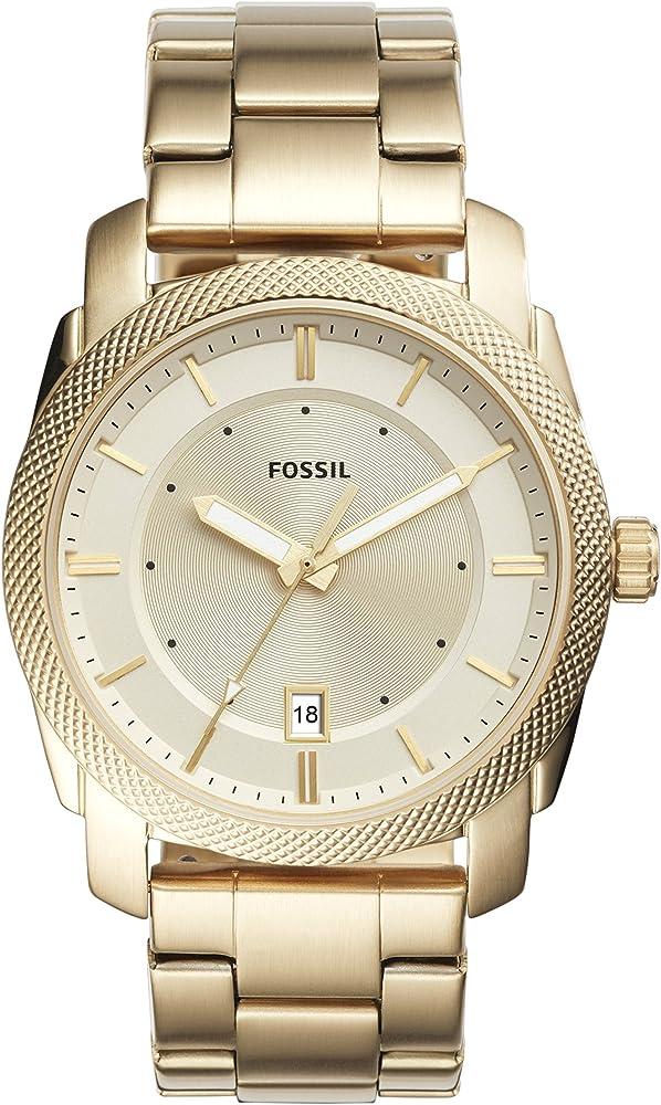 Fossil orologio per uomo in acciaio inossidabile FS5264