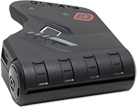 IDENTILOCK Fingerprint Trigger Gun Lock, 360° Touch 0.5 Second Unlock - Includes: USB Charge Cable, Keys, and Product Instructions. Reliable, Fastest, Easiest Handgun Lock
