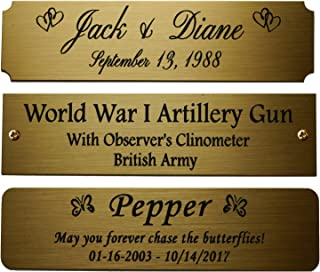 Best picture frames with name plates Reviews