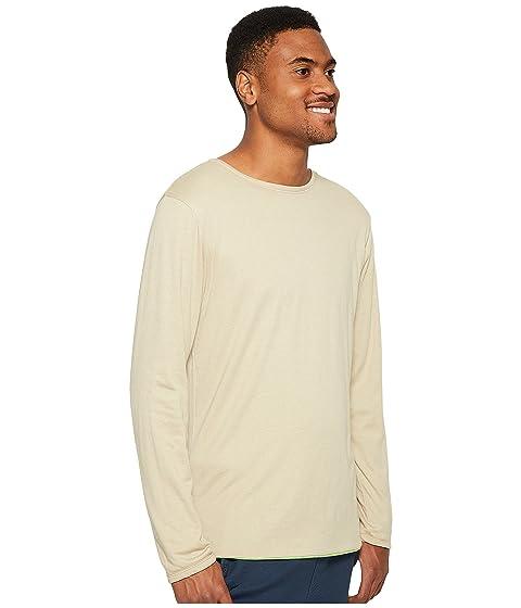 camiseta manga Ropa Way Four Greenery larga Oatmeal Jersey Reversible 4Ward dxAPqYwx