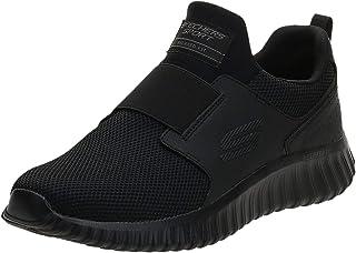 SKECHERS Depth Charge 2.0, Men's Shoes, Black, 43 EU