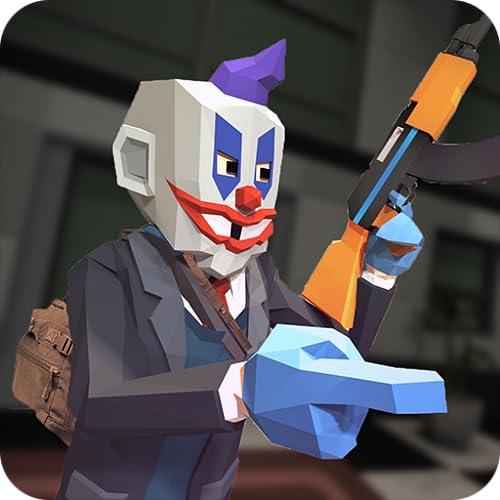 Robo a banco LA ciudad criminal
