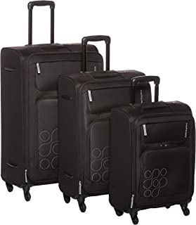 American Tourister Himba Soft Spinner 53x64x74 3 Peices Set Luggage Sets