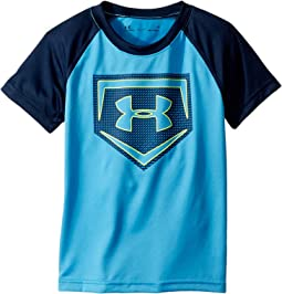 Under Armour Kids - Sync Home Plate Short Sleeve (Toddler)