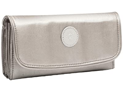 Kipling Money Land RFID Wallet (Metallic Glow) Handbags