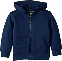 Fleece Hoodie (Little Kids)
