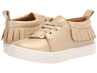 Freshly Picked Sneaker Mocc (Toddler/Little Kid) (Platinum) Girls Shoes