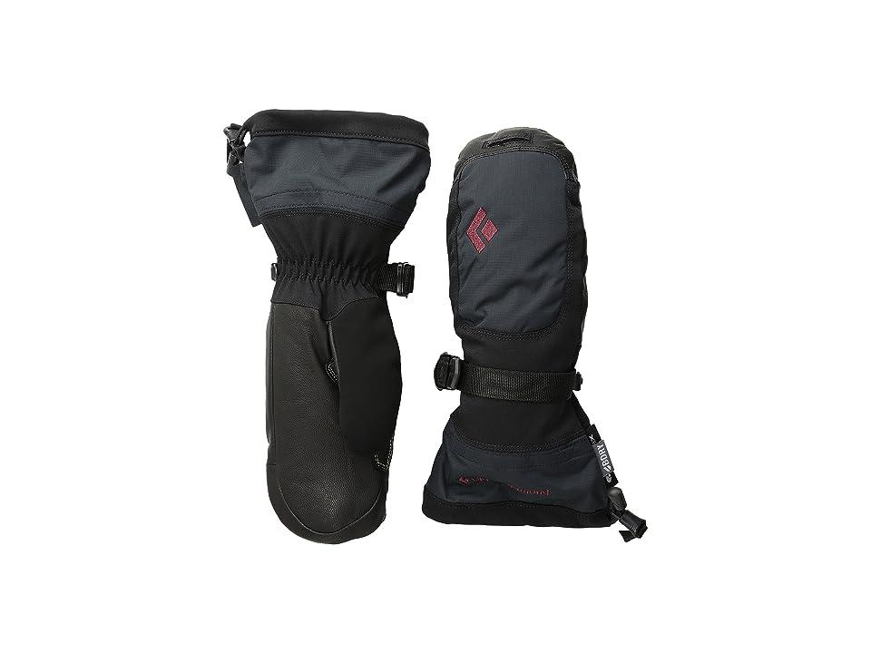 Black Diamond Mercury Mitts Gloves (Black) Extreme Cold Weather Gloves