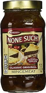 Borden None Such Mincemeat, Classic Original, 27 oz