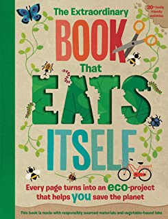 The Extraordinary Book That Eats Itself