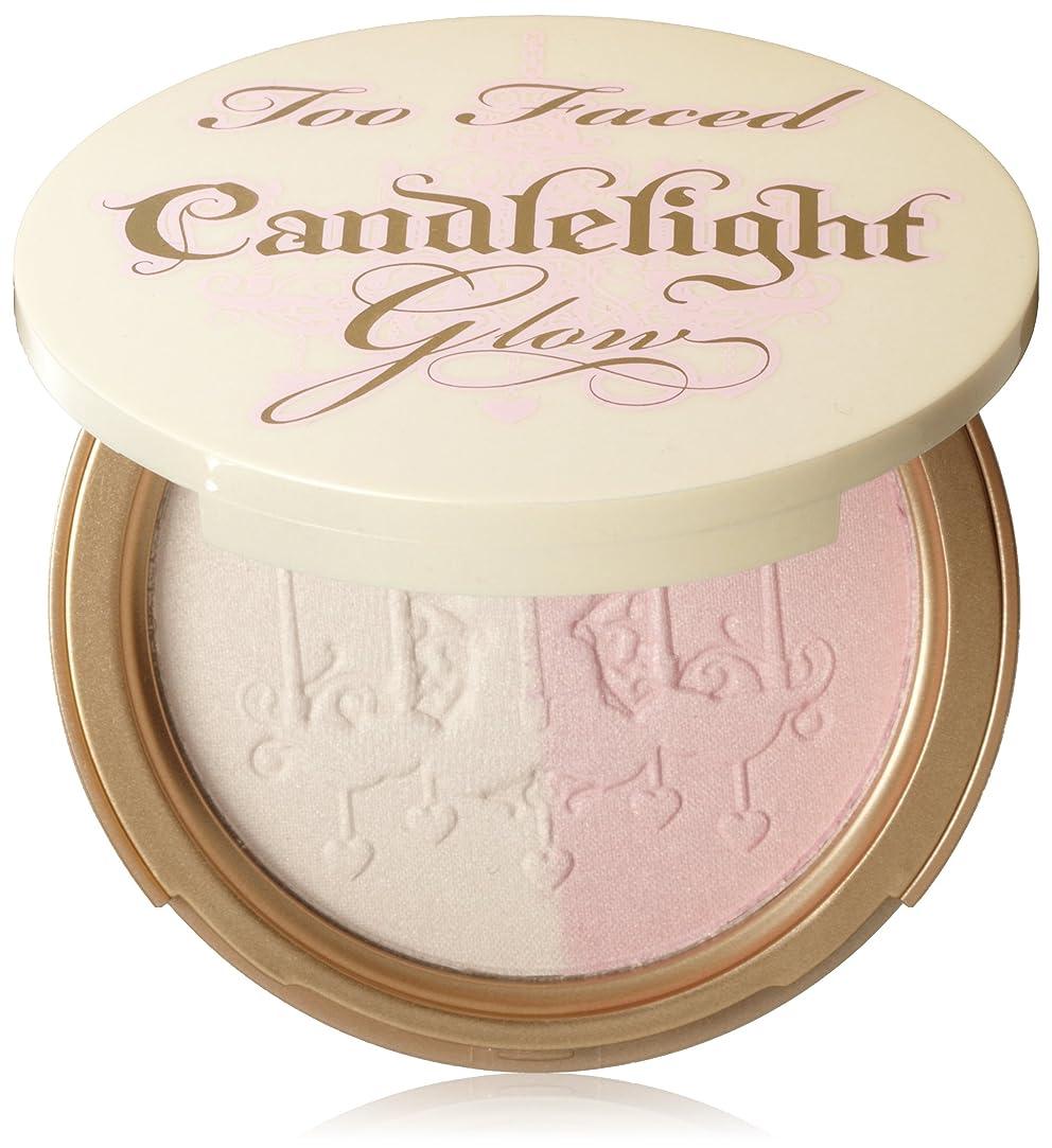 バングワンダー価値Too Faced Candlelight Glow Compact Powder, 0.35 Ounce [並行輸入品]
