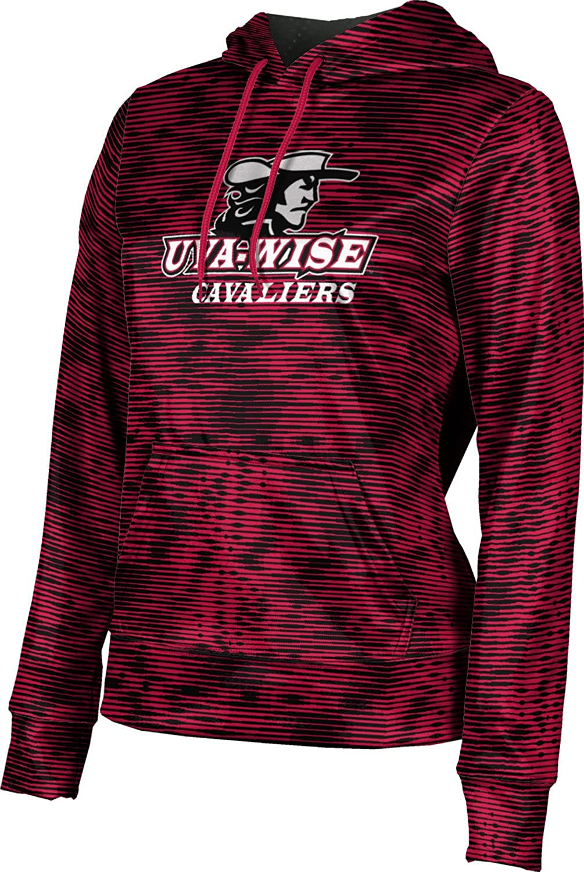 University of Virginia's College at Wise Girls' Pullover Hoodie, School Spirit Sweatshirt (Velocity)