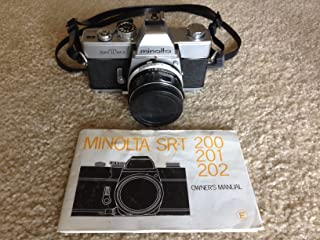 Best minolta srt 101 accessories Reviews