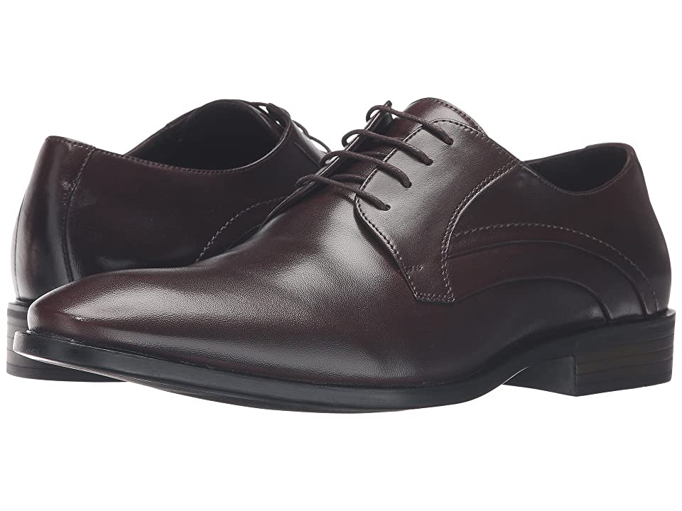 Massimo Matteo Plain Toe Classic (Cafe) Men