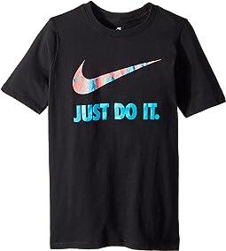 Sportswear Just Do It Splatter Tee (Big Kids)