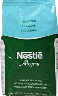 Nestle Alegria, Sweetened Beverage Frothy Mix , 32-Ounce Package