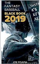 The Fantasy Baseball Black Book 2019 (Fantasy Black Book 13) (English Edition)