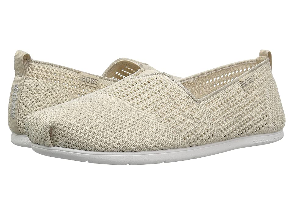 BOBS from SKECHERS Plush Lite Peek (Natural) Women
