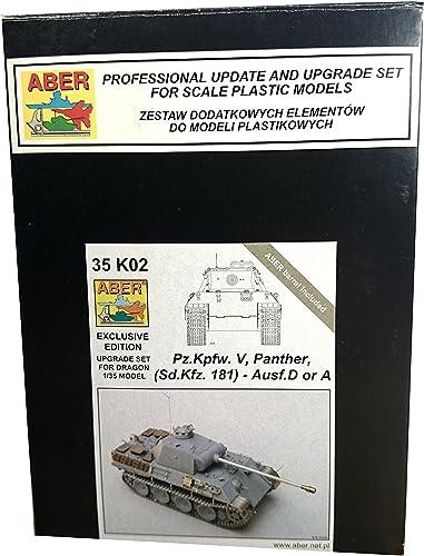 Dragon German medium tank Pz. Kpfw. V, Panther, Ausf. D or Ausf. A (Sd. Kfz. 171)