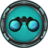 Binoculars with Zoom & Flash